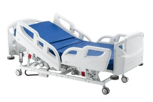 Cama Hospitalar Motorizada Luxo Trendelemburg