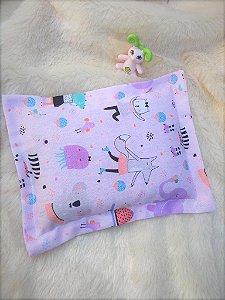 Bolsa Térmica de Sementes Bebê Raposinhas