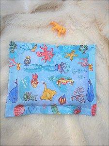 Bolsa Térmica de Sementes Bebê Animais Marinhos