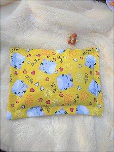 Bolsa Térmica de Sementes Bebê Gatinhos Carinhosos