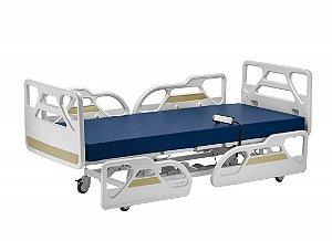 Cama Hospitalar Motorizada 8 Movimentos com Colchão