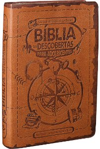 Bíblia das descobertas: para adolescentes