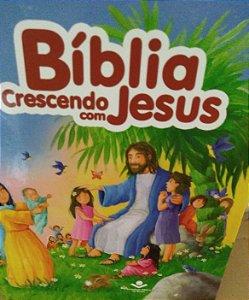 BÍBLIA CRESCENDO COM JESUS