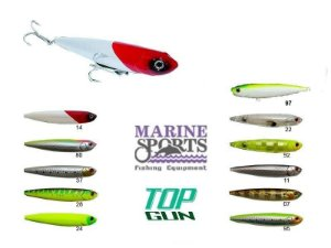ISCA ARTIFICIAL MARINE SPORTS TOP GUN 100