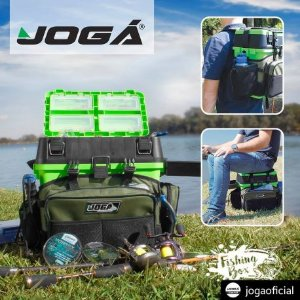 CAIXA JOGÁ FISHING BOX