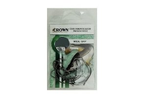 ANZOL CROWN WIDE GAP BLACK