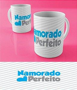 Caneca Personalizada Linha Alfa - Namorado Perfeito - Compre agora!