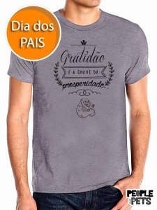 Camiseta Gratidão Super 4FM
