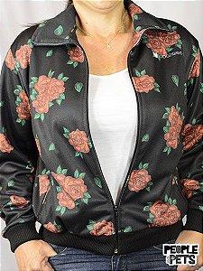 Jaqueta Floral