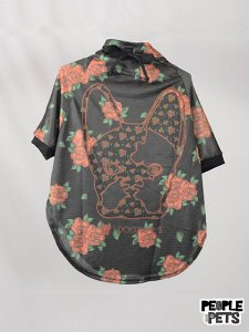Tshirt Floral Pet
