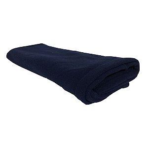 Cobertor Microsoft Premium Azul Marinho Jingles