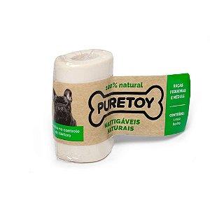 Osso Bovino Mordedor 100% Natural para cães Puretoy Pequeno