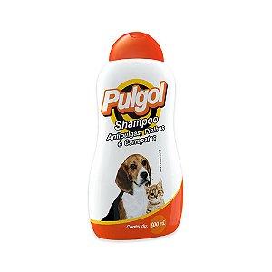 Pulgol Shampoo Antipulgas Piolhos e Carrapatos 500ml VetBras