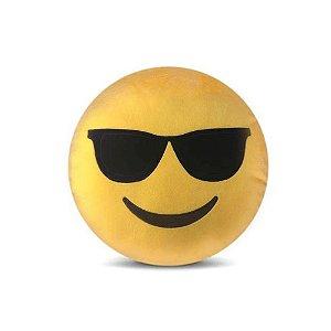 Almofada com Bolso Emoji Malandro Pocket Poop Store