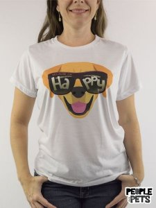 Camiseta Happy People