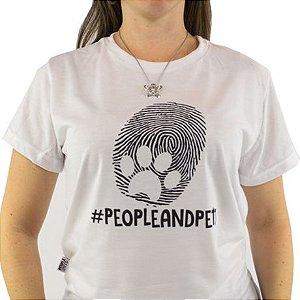 Camiseta Estampa Digitais