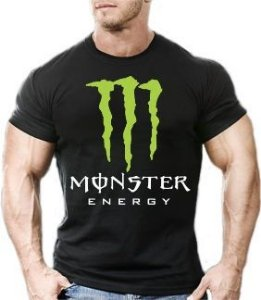 Camiseta Monster Energy