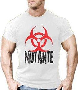 Camiseta Mutante
