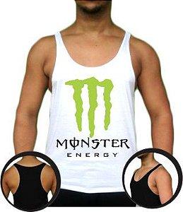 Camiseta Regata Tank Top Monster Energy