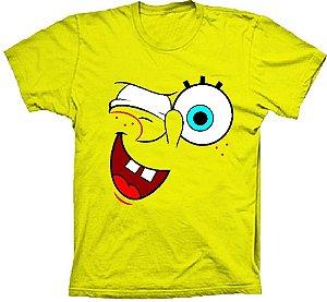 Camiseta Bob esponja 01