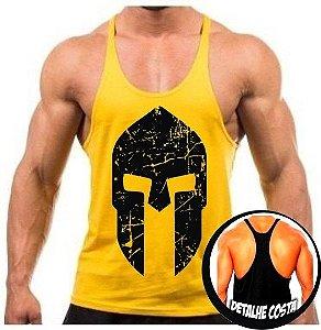 Camiseta Regata Cavada Spartan 2