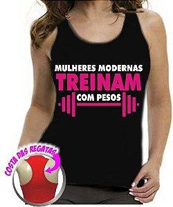 Camiseta Regata Feminina Fitness