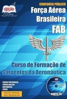Curso preparatorio De Formação De Sargentos Da Aeronáutica