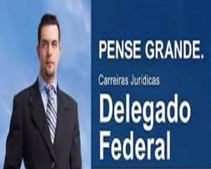 Curso Preparatório Para Delegado Polícia Federal