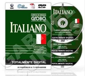 Curso De Idiomas Globo Italiano Completo