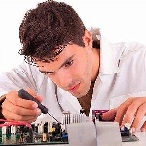 Curso Técnico Em Eletrônica-curso Por Download Em Vídeos