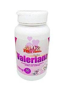 Valeriana 500mg 60 caps - Rei Terra