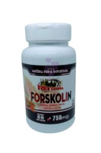Forskolin 750mg 60 caps - Rei Terra