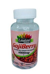 Goji Berry 1000 mg 60 comprimidos - Lauton