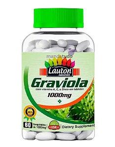 Graviola 1000 mg 60 comprimidos - Lauton