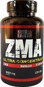 ZMA Ultra Concentrado 300 mg 120 caps - Rei Terra