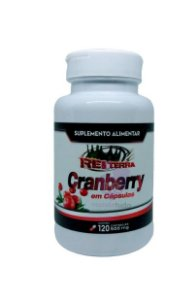 Cranberry 500mg 120 caps - Rei Terra