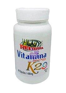Vitamina K2 480 mg 60 caps - Rei Terra