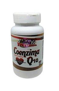Coenzima Q10 500 mg 60 caps - Rei Terra