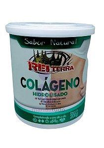 Colágeno Hidrolisado em Pó Sabor Natural 200g - Rei Terra