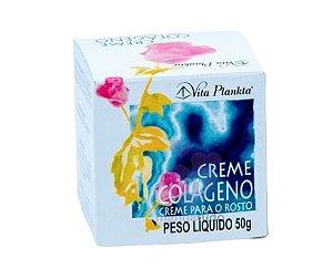 Creme Colágeno para o Rosto 50 g - Vitalab