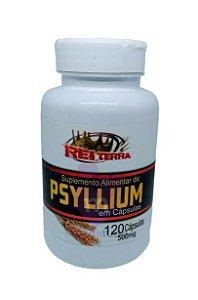Psyllium 500 mg 120 caps - Rei Terra