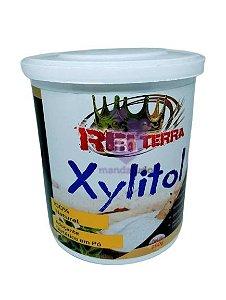 Adoçante Xylitol 100% Natural 250g - Rei Terra