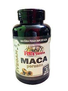 Maca Peruana VEGAN 500 mg 120 caps - Rei Terra