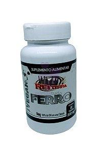 Ferro VEGAN 500 mg 60 caps - Rei Terra