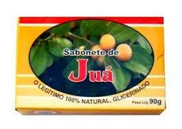 Sabonete Glicerinado de Juá - Kit com 4