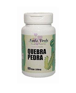 Quebra Pedra 500 mg 60 caps - Ninho Verde