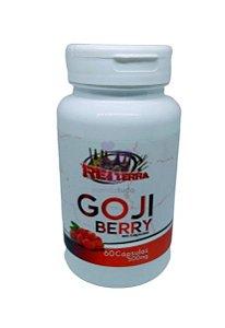 Goji Berry 500mg 60 cáps - Rei Terra