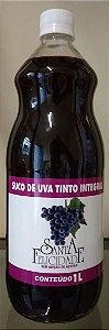 Suco de Uva Integral - Garrafa  1 Litro