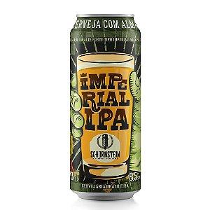 Cerveja Artesanal Schornstein Lata Imperial IPA 473ml