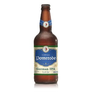 Cerveja Artesanal Pomerode German IPA 500ml